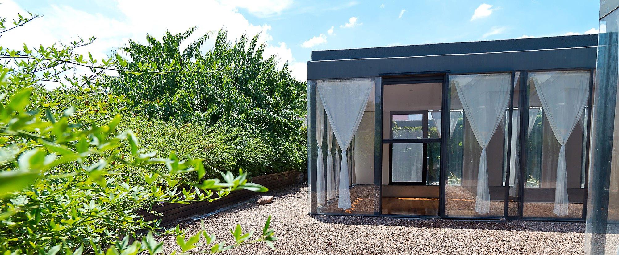 patio superior padme