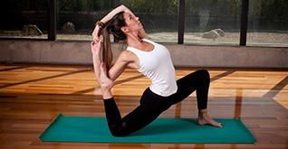 Padme Yoga
