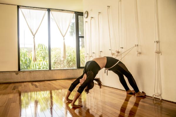 Clase Especial: Yoga con cuerdas
